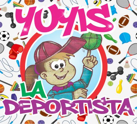 YUYIS LA DEPORTISTA