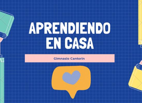 APRENDIENDO EN CASA