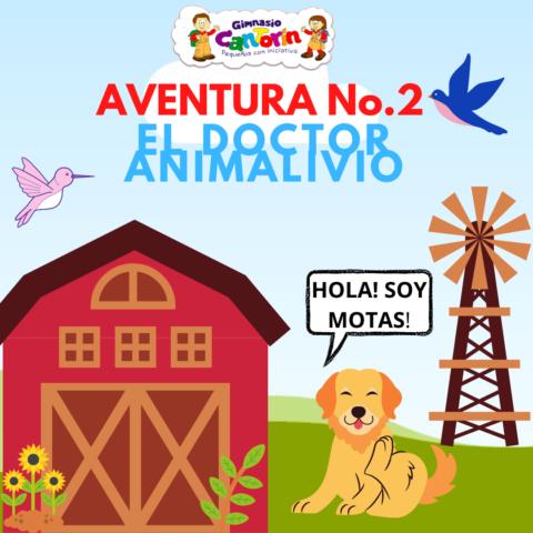 EL DOCTOR ANIMALIVIO